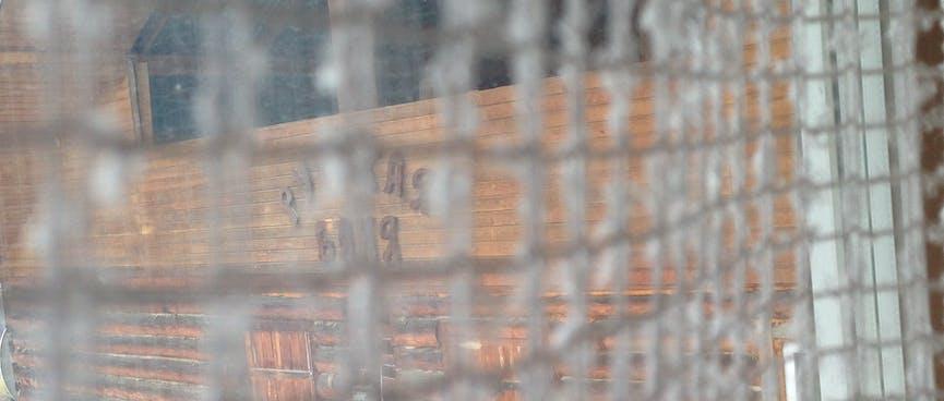 The locked Banya :(