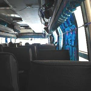 The exotic interior trim.
