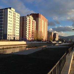 Selbe Gol River development.