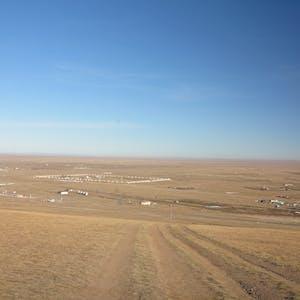 Kharkhorin and Erdene Zuu Khiid.