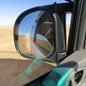 Desert perspectives.