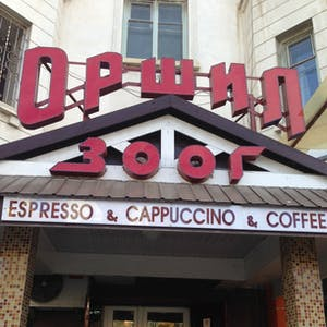 Orshil Zoog coffee house.