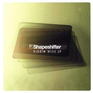 The cover of Shapeshifter's album Riddim Wise LP.